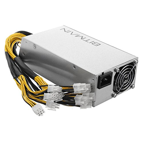 Bargain Tanli Bitcoin Miners Antminer S9 L3 D3 Power Supply APW3++ PSU In Stock Fast Shipping 1200W@110v 1600W@220v Review