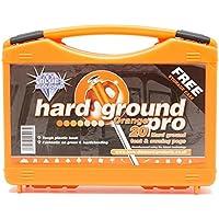 Blue Diamond dura terra Tent & Pioli Tendone | Box 20 Arancione