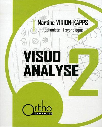 Visuo Analyse (1CD audio)
