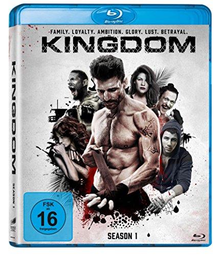 Kingdom - Die komplette erste Season (3 Discs) [Blu-ray]
