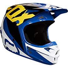Fox Helmet V-1 Race, ECE Blue