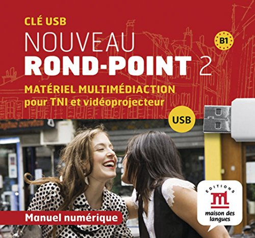 Nouveau Rond-Point 2: USB-Stick