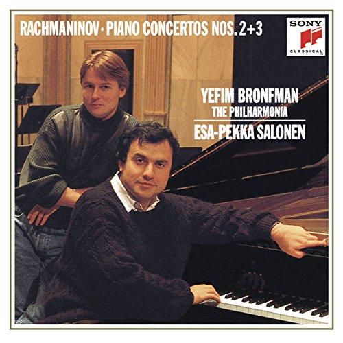 Rachmaninoff: Piano Concertos 2 & 3