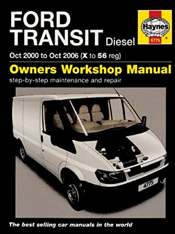 Ford Transit Diesel Service and Repair Manual: 2000 to 2006 (Service & repair manuals)