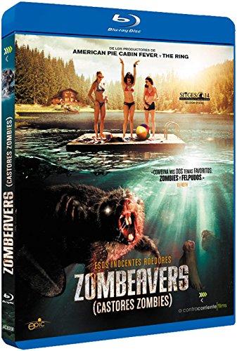 Zombeavers (Castores Zombies) [Blu-ray] 51jUe4JrCmL