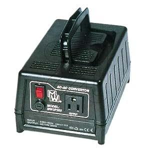 Minwa-mW 2P300 convertisseur de tension 230 vers 110 v