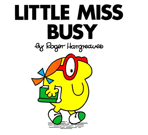 Little Miss Busy (Mr. Men and Little Miss) por Roger Hargreaves