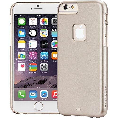 Case-Mate Barely There ultradünne Schutzhülle für 11,9 cm (4,7 Zoll) Apple iPhone 6 Bronze (Case-mate Von 6 Case Iphone)