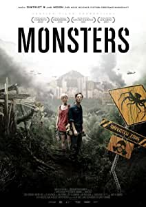 Monsters (Limited Steelbook Edition) [Blu-ray]