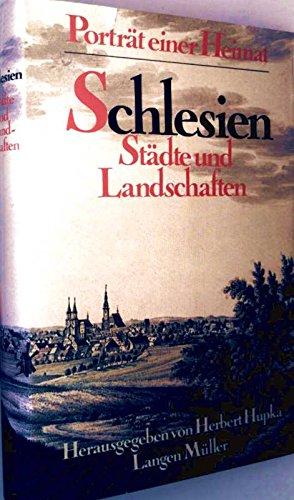 Schlesien - Städte und Landschaften