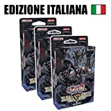 Bundle 3x Tana dell'Oscurità - Yu-Gi-Oh Structure Deck (IT)