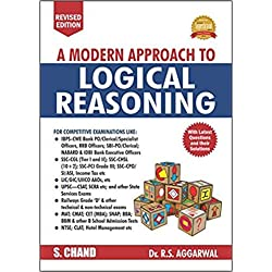 A Modern Approach to Logical Reasoning (R.S. Aggarwal)