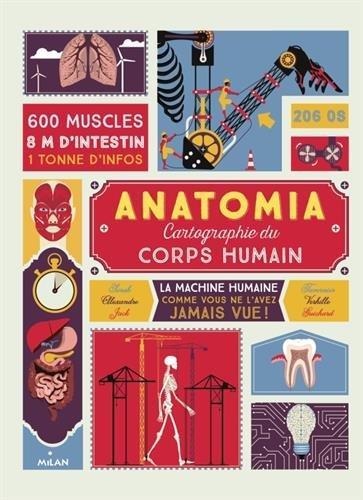 Anatomia: Cartographie du corps humain