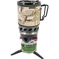 Highlander Mens Blade Fastboil 2 Aluminium Camping Stove Set 1.1Litre