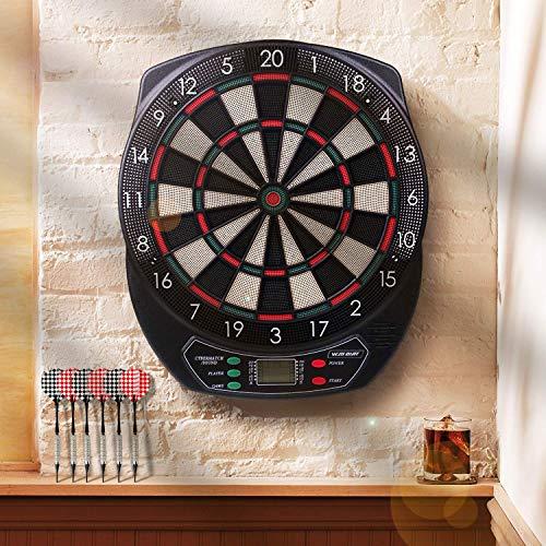 WIN.MAX Multi Game Elektronische Dartscheibe - 6