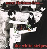 Surpise Package, Volume 2: Santa Ain't Coming for Christmas by Rocket 455 / Sidewalk Santa by the Blowtops / Candy Cane Children by the White Stripes. Vinyl split 45 in picture sleeve