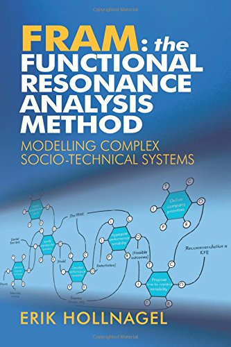 FRAM: The Functional Resonance Analysis Method : Modelling Complex Socio-technical Systems