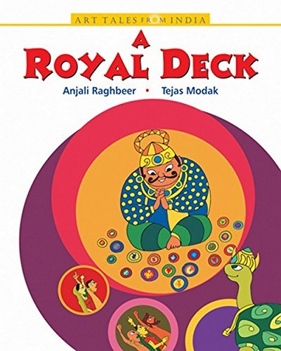 Royal Deck: Ganjifa Art (Art Tales from India) by Anjali Raghbeer (2012-08-22)