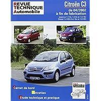 Revue Technique 107.1 Citroën C3 Essence et Diesel
