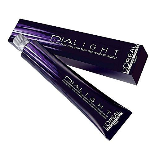 L'Oréal Dialight - Tonalizzante per capelli nuance 4,15 (castano cenere mogano), confezione da 1 (50ml)