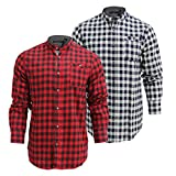 Search : Mens Check Brave Soul Spirit Casual Shirt Lumberjack Grandad Neck Long Sleeved