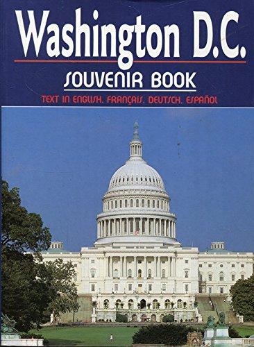 uvenir Book (Washington Dc-souvenirs)