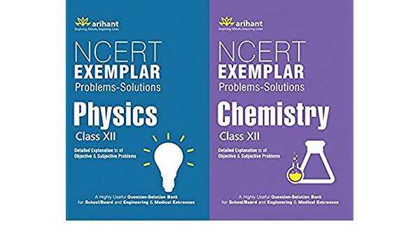 Amazon in: Buy NCERT Exemplar Problems-Solutions PHYSICS CHEMISTRY