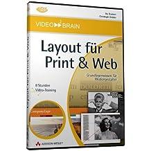 Layout für Print & Web: Grundlagenwissen für Mediengestalter - 8 Stunden Video-Training auf DVD (AW Videotraining Grafik/Fotografie)