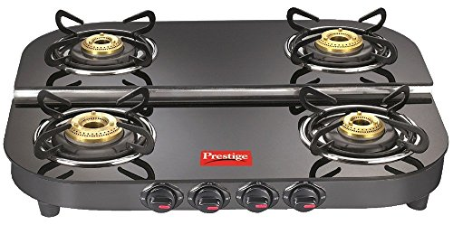 prestige-plus-dgt-04-glass-top-gas-stove-4-burners-black