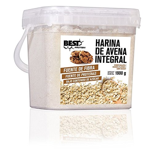 Best Protein Harina de Avena Cookies - 1900 gr