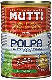 Produkt-Bild: Mutti Polpa di Pomodoro al Basilico, 6er Pack (6 x 400 g)