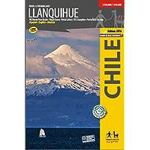 Llanquihue - Wanderkarte