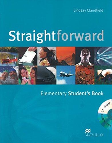 Straightforward: Elementary / Student's Book with CD-ROM