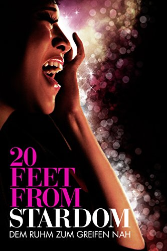 20 Feet from Stardom Cover