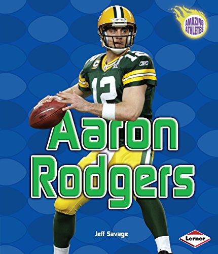 Aaron Rodgers (Amazing Athletes) (English Edition) por Jeff Savage
