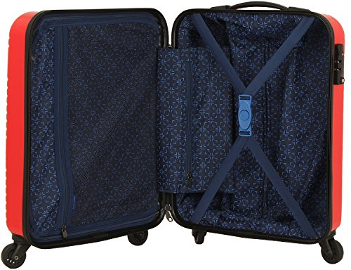 travelite Groovy 4-Rad Trolley-Set 3-tlg 04 anthrazit - 8