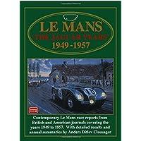 Le Mans: The Jaguar Years 1949-1957 - 1951 1952 1953 1954 Car