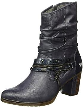 Mustang Damen 1199-506-820 Kurzschaft Stiefel