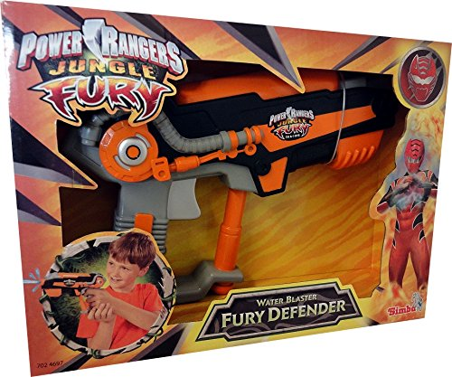 Simba Power Rangers Jungle Fury Water Blaster Fury Defender 7024697
