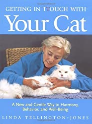 Getting in TTouch with your Cat by Linda Tellington-Jones (2003-09-01)