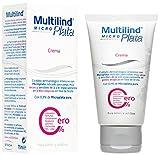Multilind Microplata - Crema para el Cuidado Dermatológico Intensivo, Alivio del Picor y la Irritación, Pieles Atópicas-Extrasecas-Secas - [ 75ml ]