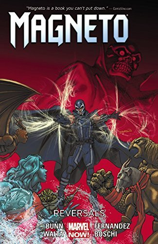 Magneto Volume 2: Reversals by Cullen Bunn(2015-02-03)