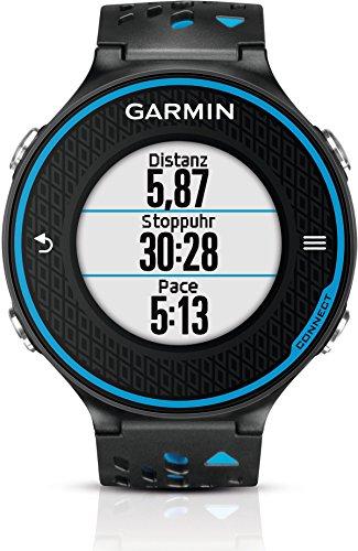 Garmin Forerunner 620-GPS-Laufuhr (verschiedene Laufeffizienzwerte, inkl. Herzfrequenz-Brustgurt) - 2