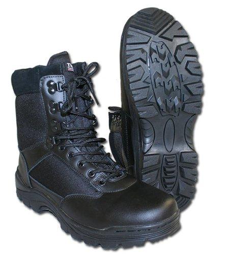 SWAT Stiefel schwarz 12 UK