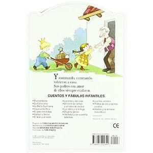 Hansel Y Gretel (Cuentos y Fábulas Infantiles)