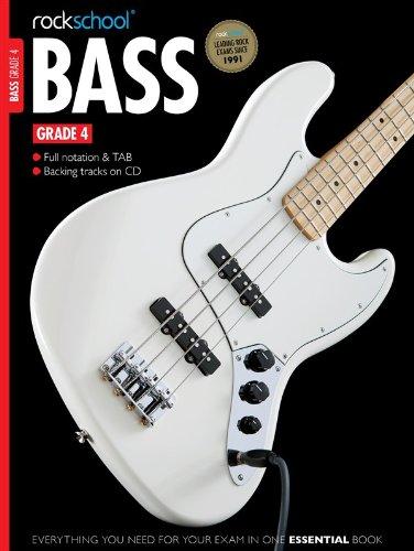 Rockschool Bass - Grade 4 (2012-2018)