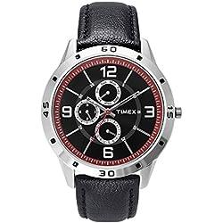 Timex Analog Black Dial Men's Watch-TW00ZR219