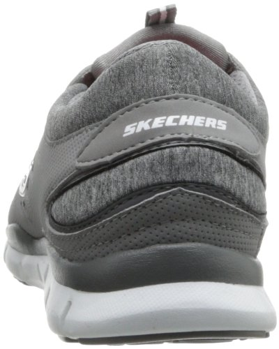 Skechers Gratis Big-Idea Damen Sneakers Grau