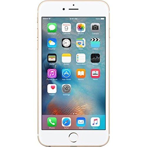 Apple iPhone FaceTime 32GB Gold - Apple iPhone 6S with FaceTime - 32GB, 4G LTE, Gold