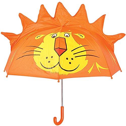 Novelty Löwe Regenschirm (Kids) -